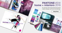 Pantone reveals 2018 color trends for interiors