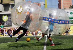 Bubble Bumb photo moments - 25+ Funny Football Moments #funny #wtf #football #Weird