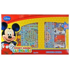 Disney's Mickey Mouse Clubhouse Sticker Mania