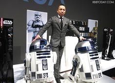 Best Fridge Ever! Actual Size Remote Control R2-D2 Fridge