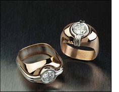JFA Designs rings
