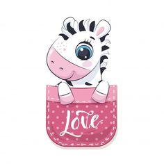 Elephant Illustration, Cute Illustration, Baby Dinosaurs, Baby Animals, Cute Baby Cats, Cute Babies, Cartoon Pics, Cute Cartoon, Baby Panda Bears