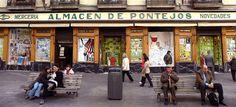 ALMACEN DE PONTEJOS Plaza de Pontejos 2 y Calle del Correo 4. Madrid