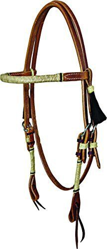 (Product review for Oxbow Harness Leather Headstalls with Braided Rawhide).   - About Oxbow:More than thirty years ago, Oxbow Tack started out with a product line small enough to fit in a bread van. Today, their tack, supplies and equipment has something for horse-lovers of all disciplines. As most of their tack and equipment is made locally, we guarantee our products are...