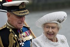 The Thames Diamond Jubilee River Pageant by The British Monarchy, via Flickr