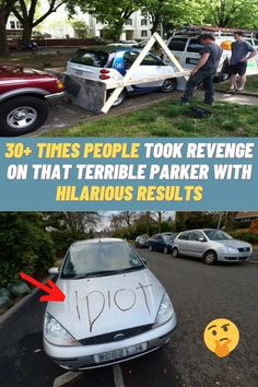 #Times #People #Took #Revenge # Terrible #Parker #Hilarious #Results