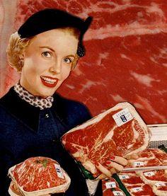 Steak Mom.