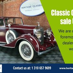 Purchasing a Classic Cars necessitates consideration, investigate and some preparation. Classic Cars For Sale USA usually are bought by enthusiasts to work with and revel in.