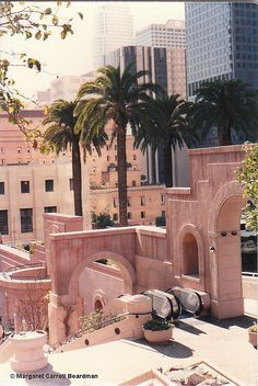 Downtown Los Angeles by mcboardman, via Flickr