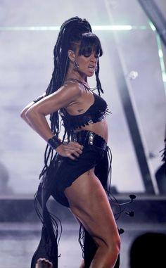 American Idol Performance, Rihanna