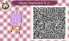 Hopscotch Pattern 2/2