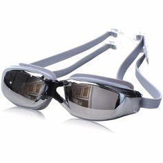 Men and Women Adult Professional Waterproof Anti-Fog UV Protect Swim Glasses Swimming Goggles Swim Eyewear Eyeglass