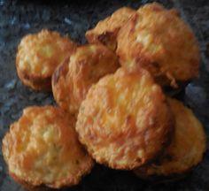 Easy Ham & Egg Muffins