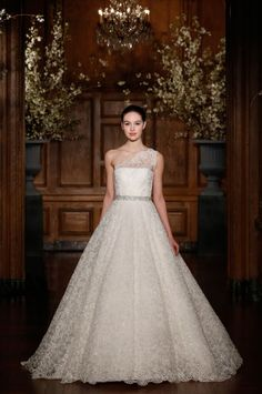 Romona Keveza Collection Spring 2014: Wedding Dresses Inspired by Some of Fashion's Greatest Moments