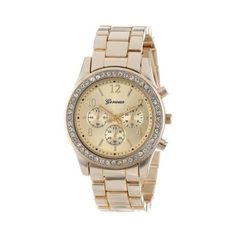 Classic stainless steel rhinestones woman watch MyFriendShop (505 MKD) ❤ liked on Polyvore featuring jewelry, watches, stainless steel jewellery, stainless steel wrist watch, stainless steel jewelry, rhinestone jewelry and stainless steel watches