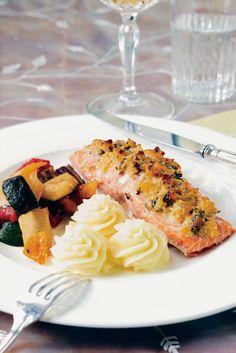 Parmesaanilohi | K-Ruoka #kala