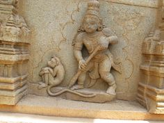 Kala Ksetram — Bhima meets Hanuman ...Bhima meets Hanuman