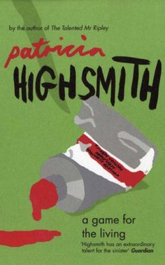 Patricia Highsmith great cover again Book Cover Design, Book Design, Vintage Book Covers, World Of Books, Paper Cover, Pulp Fiction, Great Books, Mystery, Author