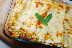 Lick It Up! on Pinterest | Butternut Squash, Polenta and Goat Cheese