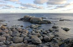 Autumn view over the outer Finnish archipelago. Archipelago, Finland, Autumn, Sea, Summer, Outdoor, Outdoors, Summer Time, Fall Season