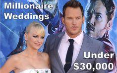 millionaire weddings