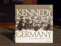 The Styrous® Viewfinder: 20,000 Vinyl LPs 27: Kennedy In Germany ~ June 1963