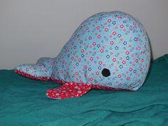 Voor de liefhebbers van chubby walvisjes: het patroon! :) Hier zag je eerder hoe mijn patroontje tot...