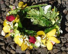 lei and haku from Hawaii   Hawaii Lei Hochzeit Maui, Hochzeitszeremonie, Maui Weddings
