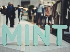 Behind the seams…MINT - HowToWear - Miss Green