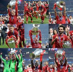 Image may contain: one or more people Ynwa Liverpool, Liverpool Players, Liverpool Football Club, Liverpool Champions League, Liverpool Fc Wallpaper, Walk Alone, Best Football Team, College Football, Sports