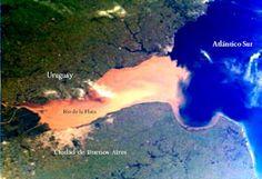 NOTICIAS NEWS: Inquietante anomalía magnética cubre a Buenos Aires