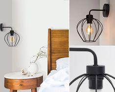Wat een leuke wandlamp! Op nummer 5 een wandlamp waar u blij van wordt. De basis is oma's schemerlampje, maar dan helemaal van nu. Prachtig met een aantal naast elkaar in een lange gang of hal. Met recht in de bovenste helft van de top 10. #straluma #top10 #verlichting #wandlamp #zwart #draadlamp