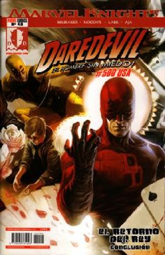 Daredevil. Marvel knights. Vol. 2 #48