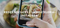 Instagram es la Red Social de la Hostelería por excelencia. Con más de 400 millones de Instagramers activos, los Restaurantes deben aprovechar las ventajas que ofrece esta Red Social