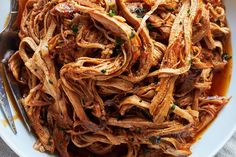 Slow Cooker Honey-Garlic BBQ Pork Tenderloin