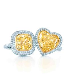 Browse our gallery of heart-shaped engagement rings to find one that suits your style.
