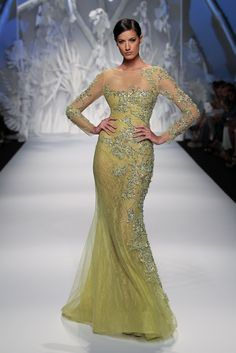 Abed Mahfouz - collection haute_couture Fall-Winter2013-2014 -- GORGEOUS