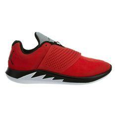 b0bbf676310bf2 Jordan Grind 2 Mens Running Shoes 14 University Red Black White  Jordan   RunningShoes