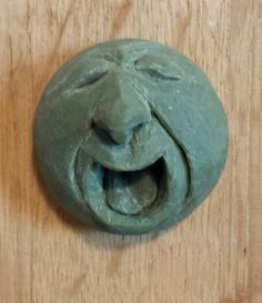 Golf ball carving by Mike Davis.