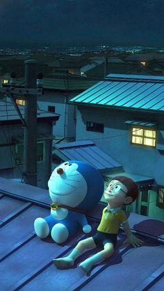 Doraemon & NobitaDORAEMAN & DORAMI / NOBY More Pins Like This At FOSTERGINGER @ Pinterest⛱⛱