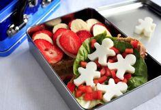 Fyll matboksen med farger #matpakke #bento