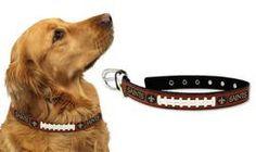 New Orleans Saints Dog Collar - Size Medium
