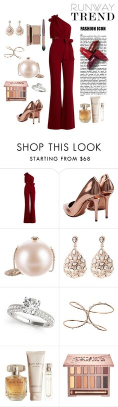 """""""Happy New Year 🎆"""" by selena-styles-ibtissem23 ❤ liked on Polyvore featuring Elie Saab, Alexander Wang, Chanel, Latelita, Mattia Cielo and Urban Decay"""