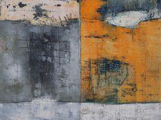 Werke: Farbrelieftafeln - 2008 | Armin Weinbrenner