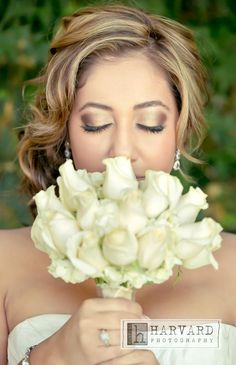 #Wedding #Makeup #Hair Artist For Beautiful Spanish Wedding at The Moorpark Country Club | Elite Makeup Designs | Calabasas, CA | http://www.elitemakeupdesigns.com/2013/04/wedding-makeup-artist-spanish-wedding-moorpark-country-club/
