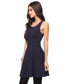 Criss Cross Back Dress- Forever 21  $19.80
