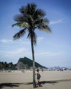Music, Passion, Fashion... A wondrous day on Copacabana Beach, Rio de Janeiro, Brazil