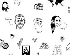 """Check out new work on my @Behance portfolio: """"Sketches for blog"""" http://be.net/gallery/31331311/Sketches-for-blog"""