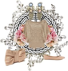"""Romantisch"" by lookatyou-eu on Polyvore"