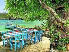 agia galini crete taverna - Google zoeken